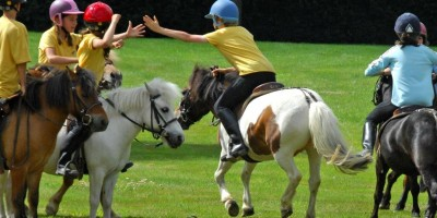 Après-midi Pony-Games