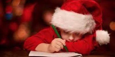 La boite aux lettres du Père-Noël