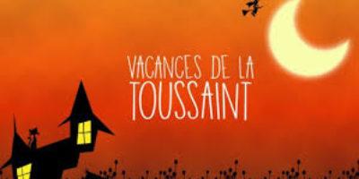 Stages vacances de la Toussaint