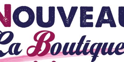 """Nouveau """"la boutique des Sévennes"""""""